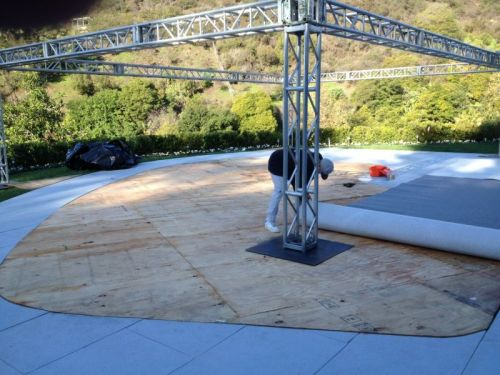 Pool Covers Rentals For Parties Amp Events In Los Angeles
