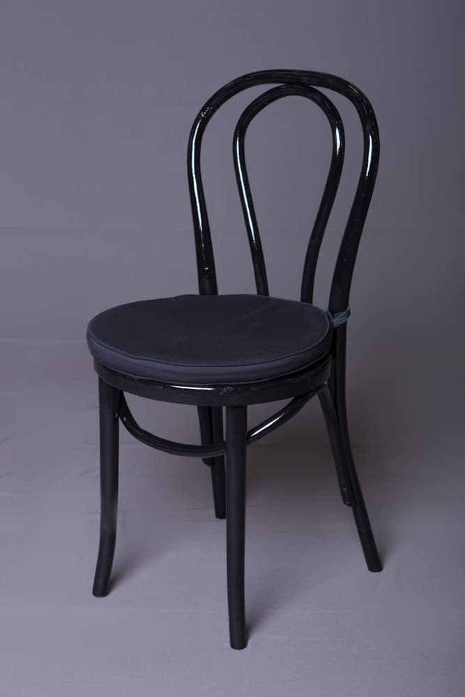 Our Inventory of Dining Tables Chair Rentals in Los Angeles – Black Bentwood Chair