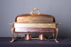 coper-8-quart-chafing-dish-catering-rentals-in-los-angeles