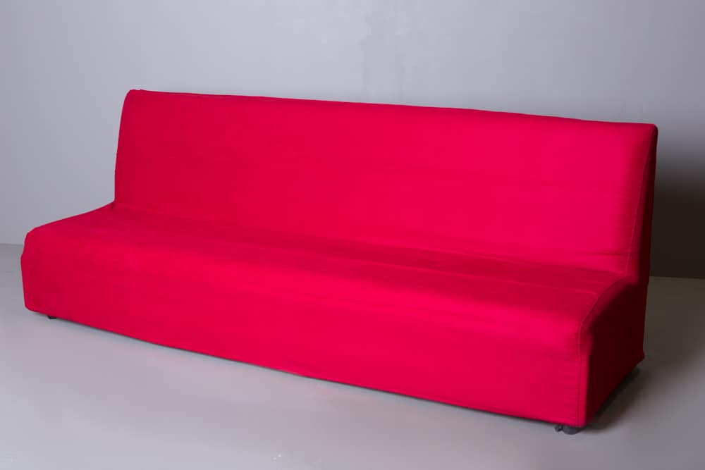 Sofa couches rentals for parties events in los angeles for What is a backless sofa called