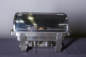 stainless-steel-8-quart-roll-top-oblong-chafing-dish-catering-rentals-in-los-angeles
