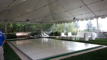 pool covers rentals for parties events in los angeles. Black Bedroom Furniture Sets. Home Design Ideas