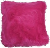 pink-fuzzy-throw-pillow-furniture-rental-in-los-angeles