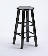 black-barstool-rental-in-los-angeles