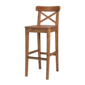 walnut-barstool-with-backrest-rental-in-los-angeles