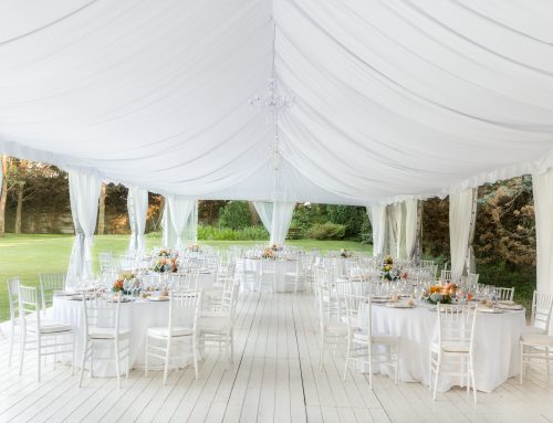 Summer Parties: Keep the Sun at Bay with a Tent or Canopy