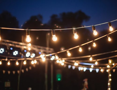 Party Lights are Everything when Creating Atmosphere